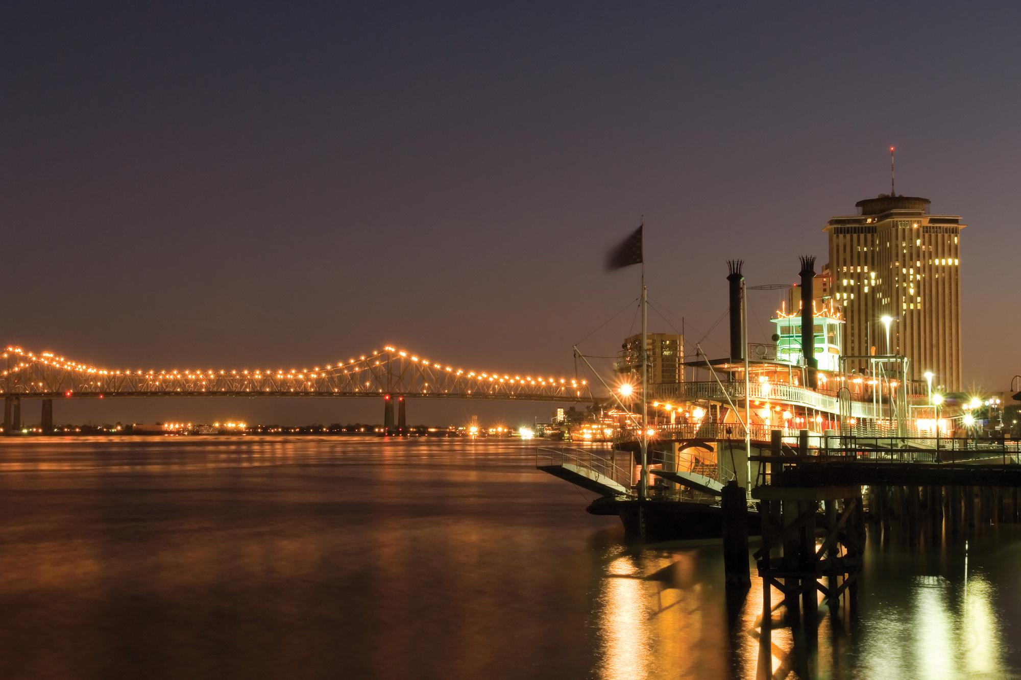 River Boat Missippi River, New Orleans